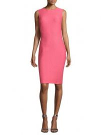 St  John - Hannah Clair Knit Sheath Dress at Saks Fifth Avenue