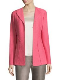 St  John - Hannah Wool-Blend Jacket at Saks Fifth Avenue