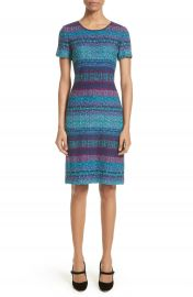 St  John Collection Ellah Knit Dress at Nordstrom