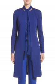 St  John Collection Milano Knit Topper at Nordstrom