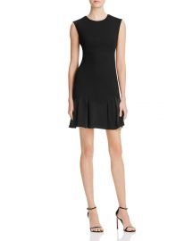 Stacy Contrast Skirt Dress at Bloomingdales
