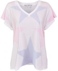 Star Crossed Romeo V-Neck Tee by Wildfox at Wildfox