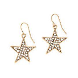 Star Earrings at J. Crew