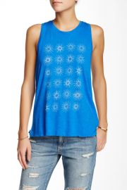 Star Grid Tank at Nordstrom Rack