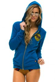 State Park Seeker Hoodie by Aviator Nation at Aviator Nation