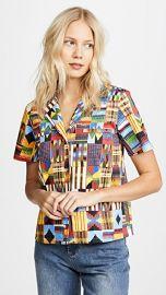 Stella Jean Collared Button Down Shirt at Shopbop