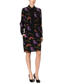 Stella McCartney  Wildcat Dress at Saks Fifth Avenue