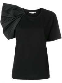 Stella McCartney Asymmetric Sleeve T-shirt at Farfetch