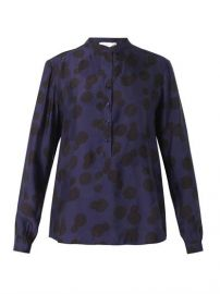 Stella McCartney Eva Polka Dot Blouse at Matches