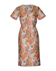 Stella McCartney Floral Dress at Yoox