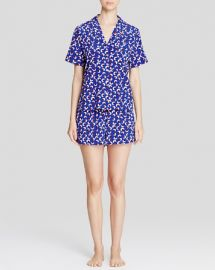 Stella McCartney Poppy Snoozing Short Pajama Set at Bloomingdales