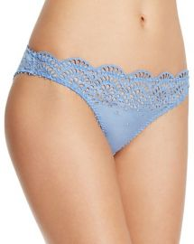 Stella McCartney Rachel Shopping Lace Bikini Brief  S30-145 at Bloomingdales