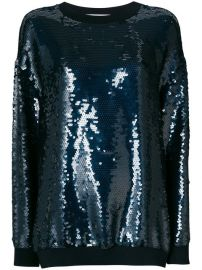 Stella McCartney Sequin-embellished Ines Sweatshirt  1 595 - Buy Online AW17 - Quick Shipping  Price at Farfetch