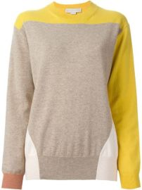 Stella Mccartney Colour Block Sweater - Nolte at Farfetch