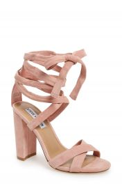 Steve Madden  Christey  Wraparound Ankle Tie Sandal  Women at Nordstrom