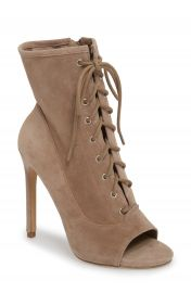 Steve Madden Saint Lace-Up Bootie  Women at Nordstrom
