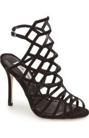 Steve Madden Slithur Sandal in Black at Nordstrom