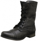 Steve Madden Troopa Boots at Amazon