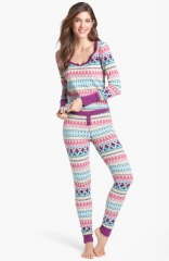 Steve Madden and Cozy Upand  Printed Thermal Set at Nordstrom