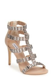 Steve Madden and39Fammeand39 Crystal Sandal at Nordstrom