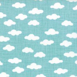 Storybook Cloud Fabric at Etsy