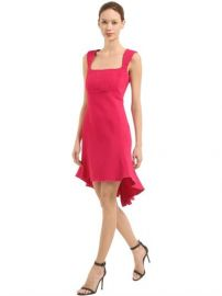 Stretch Cady Dress at Luisaviaroma