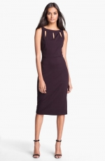 Stretch sheath dress in truffle at Nordstrom at Nordstrom