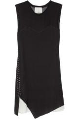 Stretch silk mini dress by Phillip Lim at Net A Porter