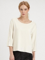 Stretch silk top by Rag and Bone at Saks Fifth Avenue