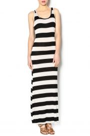 Stripe maxi dress by Crepas at Shoptiques