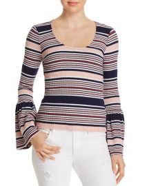 Striped Bell Sleeve Top by Splendid at Bloomingdales