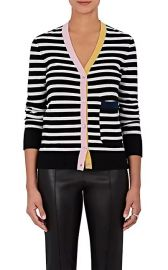 Striped Cashmere Cardigan by Lisa Perry at Barneys