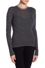 Striped Cashmere Sweater at Nordstrom Rack