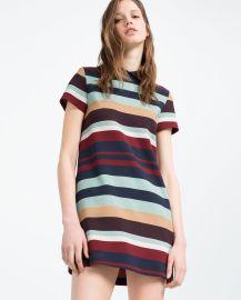 Striped Dress at Zara