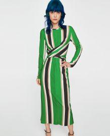 Striped Dress by Zara at Zara