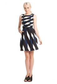 Striped Medina Dress at Trina Turk