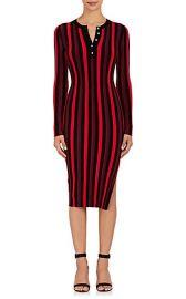 Striped Rib-Knit Dress by Altuzarra at Barneys