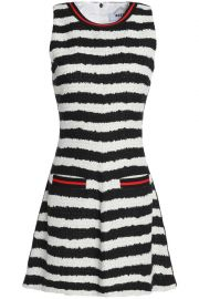 Striped dress by MSGM at The Outnet