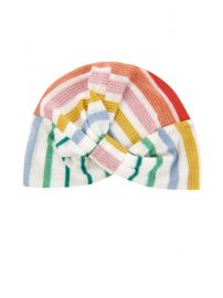 Striped greek knit turban by Missoni Mare at Matches