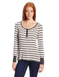 Striped henley at Amazon