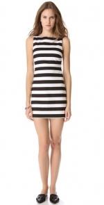 Striped mini dress like Janes at Shopbop