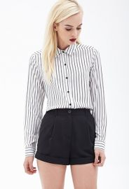 Striped shirt at Forever 21