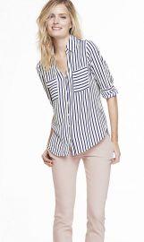 Striped shirt at Express