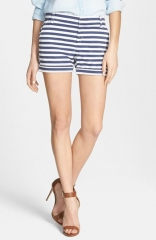 Striped shorts by Caslon at Nordstrom
