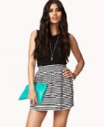 Striped skirt at Forever 21 at Forever 21