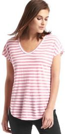 Striped tee at Gap