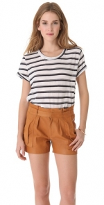 Striped tee by ALC at Shopbop