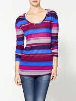 Striped tee like Alexs at Piperlime