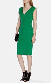 Structured Pencil Dress at Karen Millen