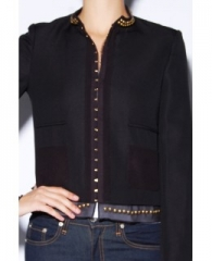 Studded Jacket by Vanessa Bruno at Hampden Clothing
